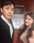 김소현♥손준호, 사랑스러움 가득한 인증 셀카...비주얼 부부 인증
