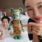 이사강♥론 부부, 행복함 가득한 '#럽스타그램' 화제