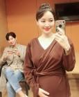 '이상한 나라의 며느리' 이현승♥최현상 부부, 만삭 사진 재조명