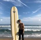 '썸바디' 나대한, 탄탄한 근육 자랑하는 사진 '시선집중'