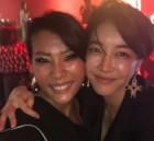 """박윤희, 진서연과 초밀착 셀카 """"독일로 이사가서 너무 아쉬움"""""""