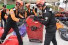 인천 강화소방서, '곤돌라 및 루지(luge) 안전사고 대비 인명구조훈련' 실시