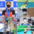 [여기는 전국체전] 역도 한지혜 2관왕, 자전거 홍승민 대회新 …충청권 선수들 맹활약