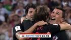 '연장 혈투 끝에' 크로아티아 사상 첫 결승진출!
