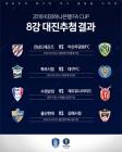 김해시청-울산 현대, FA컵 8강서 만난다