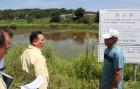 구본영 천안시장, 가뭄피해농가 지원 '총력'