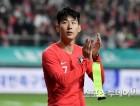 손흥민, 2018년 빛낸 스포츠선수 1위…류현진 2위·조현우 3위