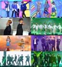 '펩시 콘서트' 관객이 하나된 축제의 장 '러브 잇 리브 잇'