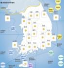 오늘(24일) 날씨, 전국 맑음… 미세먼지 일부지역 '나쁨'