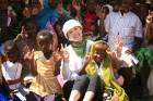 '우리가 만난 기적' 김현주, 과거 아프리카 봉사 간 사진…'새삼화제'