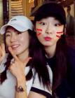'해피가 왔다' 이상화, 피겨여왕 김연아와 친자매 케미…빙상 여신들의 만남