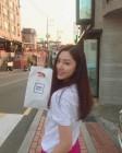 서지혜, '창궐' 개봉 앞두고 일상 공개…'배우계 얼굴천재'