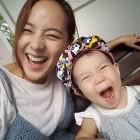 """기태영♥유진, 딸 로희와 행복한 일상…""""내 사랑들"""""""