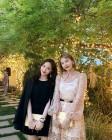 심소영, 절친 배윤경과 나란히 투 샷…'여신들의 모임'