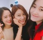 배윤경, 신아라-김세린과 함께 찍은 사진 새삼화제…'보고싶은 그들'