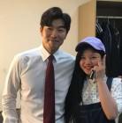 """이종혁, 김유정과 다정 투샷으로 근황 전해…""""아기가 잘 컸네"""""""