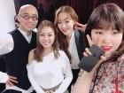 '비긴어게인 시즌2' 김윤아, 박정현-하림-악동뮤지션 수현과 다정한 셀카…내로라하는 가수들 총집합