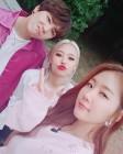 이홍기-치타-소유, 트레이너 세 사람의 훈훈한 조합