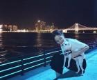 배윤경, 강아지와 함께하는 행복한 일상…'언제봐도 이뻐'