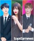 우월한 피지컬로 주목받는★…방탄소년단 진-현아-워너원 강다니엘