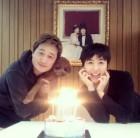 최영완♥손남목 부부, 여전히 행복한 일상 공개…'믿기지 않는 9살 차이'