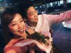 '집사부일체' 이기홍, 아내와 부러움 자아내는 투샷…'달달한 미소'