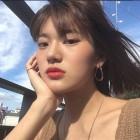 '던파걸' 민서, 분위기 있는 근황 공개…'우아함 가득한 가을 여신'