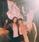 '당신에게 유리한 밤! 야간개장' 핑클 출신 성유리, 최여진과 함께 다정한 포즈 취하며…'훈훈'