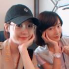 """이정현, 성유리와 '푸에르자 부르타' 공연 데이트…""""그들의 자유로움이 부럽다"""""""
