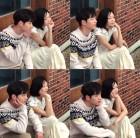 """'제3의 매력' 서강준♥이솜, 비하인드 영상마저 달달…""""대체불가 불꽃 케미"""""""