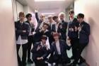 워너원(Wanna One), 강다니엘부터 라이관린까지 완전체 사진 공개…'훈훈하네'