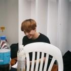 """세븐틴(Seventeen) 버논, 밝은 미소 짓는 일상 공개…""""웃는거 상큼해"""""""
