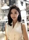 '김종민♥' 황미나 기상캐스터, 고급스러움 가득한 근황…나이보다 성숙해 보이는 비주얼