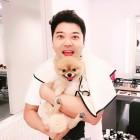 '한혜진♥' 전현무, 귀여운 강아지와 같은 표정 지으며 닮은 꼴 인증…'또또가 질투하겠네'