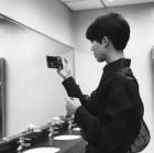 임세미, 촬영 중 한 컷…멋쁨 폭발하는 근황
