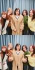 '최파타' 구구단(gugudan), 최화정과 단체샷 공개…'자매 아닌가요'