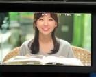 '이리와 안아줘' 진기주, 광고 촬영중인 모습 공개…'사랑스러워'