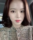 '순수의시대' 강한나, 청초한 미모의 셀카…'넘 아름다워'