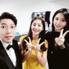 """'랜선라이프' 대도서관♥윰댕 부부, 설인아 만나 상기된 표정…""""너무 멋지고 예뻐용"""""""