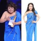 '30Kg감량 성공' 홍지민, 핑거루트 다이어트 전후 사진 공개…그만의 비법은?