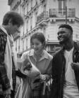 '국경없는 포차' 신세경, 샘 오취리와 영화의 한 장면 같은 근황… '꽃같은 미소'