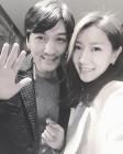 서수연, ♥이필모와 다정한 셀카 공개…'나이·직업 모두 HOT'
