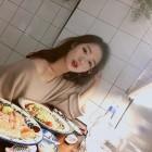 '연애의 맛 김정훈♥' 김진아, 한쪽 어깨 드러낸 청순한 일상 공개…'이런 모습도 매력적'
