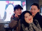'파자마 프렌즈' 장윤주, 송지효-레드벨벳(Red Velvet) 조이와 함께…'다정한 쓰리샷'