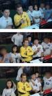 '박연수(박잎선)과 이혼' 송종국, 딸 송지아 아들 송지욱과 함께 김병지 유튜브 출연한 모습 눈길