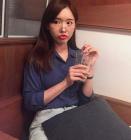 """'연애의 맛 김정훈♥' 김진아, 알고보니 민낯 종결자…""""눈화장 안하고 안경"""""""