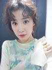 """이시영, 나이를 가늠할 수 없는 동안美…""""파마해쏘요"""""""