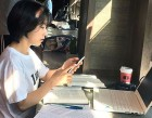 '친애하는 판사님께' 배우 곽선영, 나이 가늠하기 어려운 미모…'차수현 비서의 이미지와는 사뭇 다른 분위기'