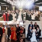 성은채, 행복해 보이는 결혼식 사진 눈길…'중국 의상도 잘 어울려'