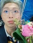 """'러브 유어셀프 인 서울' 방탄소년단(BTS) RM, 리더의 '아미' 사랑...""""감사합니다"""""""